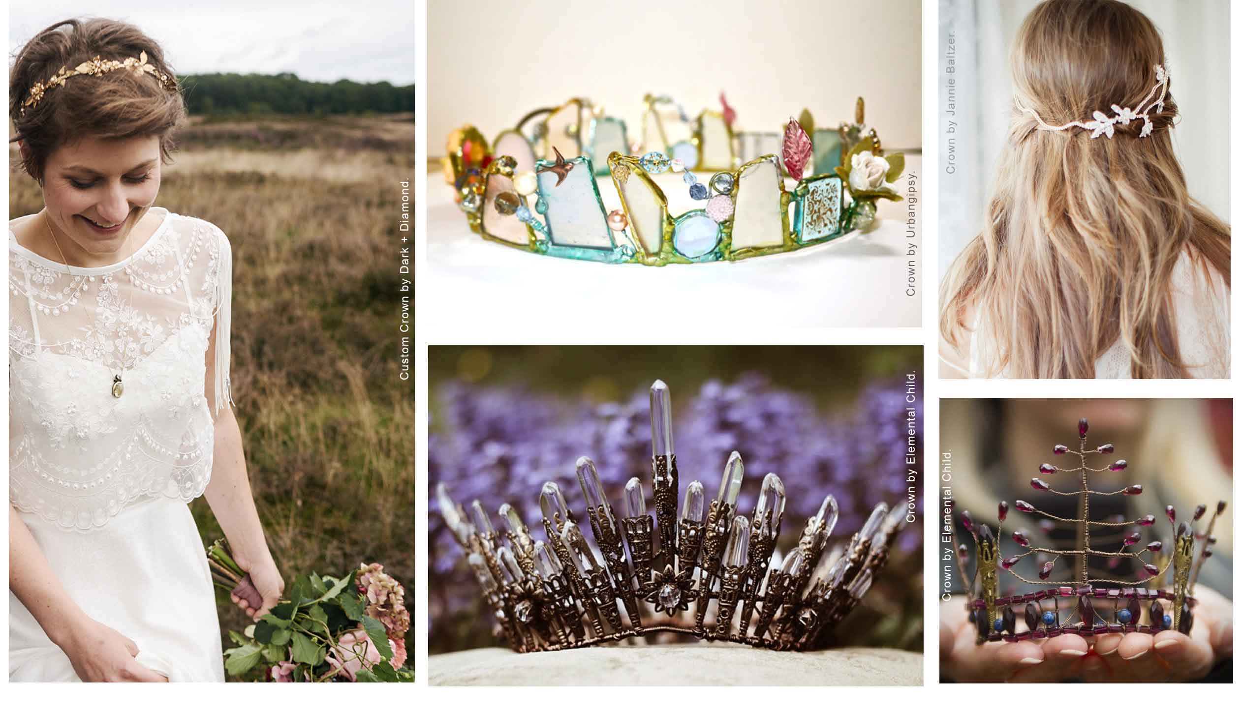 Wedding Guide 2016 Flowers Fit For A Crown Flower Maidens