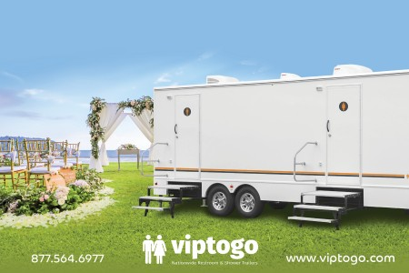 VIP to Go, Luxury Restroom and Shower Trailers