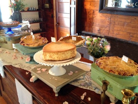 Julie's Pies and Cheesecakes