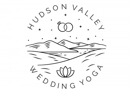 Hudson Valley Wedding Yoga