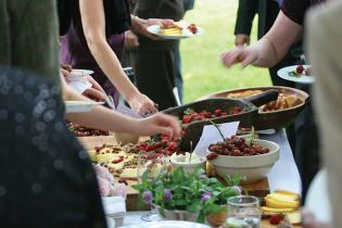 Choosing Your Caterer