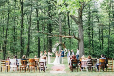 PETITE: Benefits of an intimate wedding