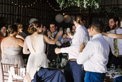 TEN TIPS FOR TOASTING THE NEWLYWEDS