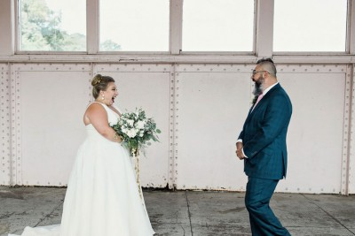 REAL WEDDING: DANIELLE & MARK