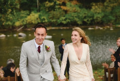 REAL LOCAL WEDDING: NATALIE & MIKE