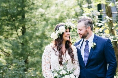 REAL LOCAL WEDDING: CRISSY + RYAN