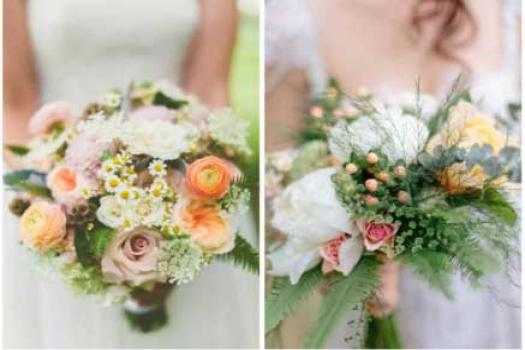 SYMBOLISM OF BRIDAL BOUQUETS