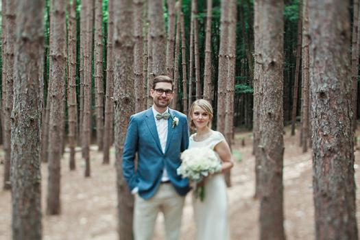 REAL LOCAL WEDDING: CAROLINE + MARK