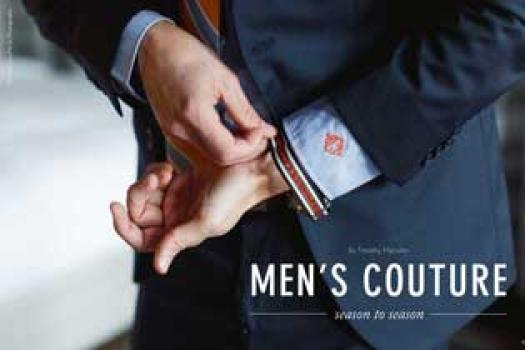 MEN'S COUTURE
